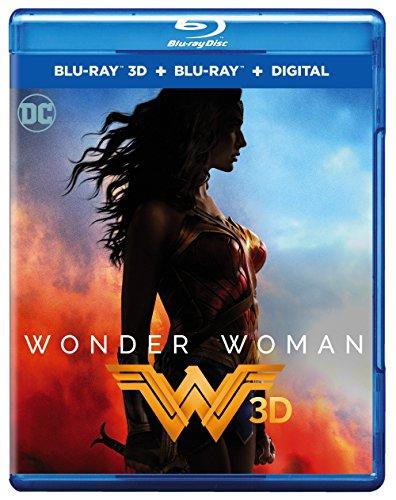 Wonder Woman (Blu-Ray, 2 Pack, 2PC)