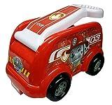 Paw Patrol Roll N Go Red Fire Engine Wagon Ride On