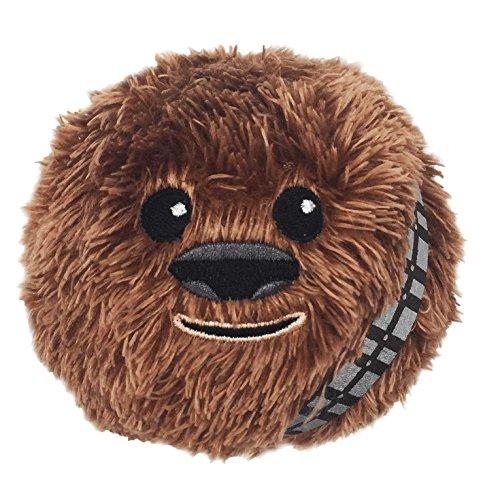 galleon hallmark star wars fluffballs chewbacca christmas ornament decor plush new 2016 - Chewbacca Christmas Ornament