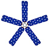 Fan Blade Designs Paw Prints Ceiling Fan Blade Covers