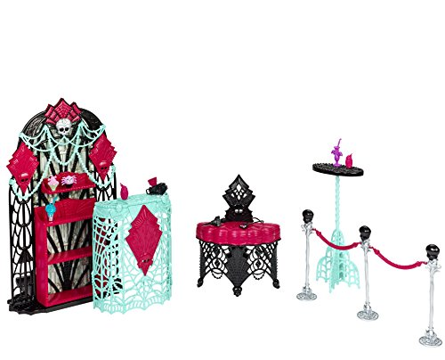 Monster High Frights, Camera, Action! Premiere Party Playset -