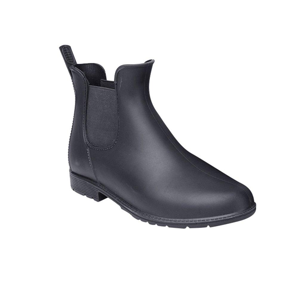 Xinwcang Stivali di Impermeabile PVC Donna,Antiscivolo Impermeabile di Scarpe da   2a50ce