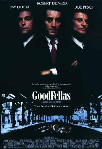 Goodfellas Movie Poster   Style A -