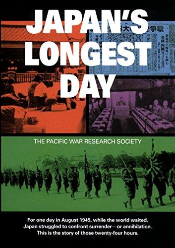 Japan's Longest Day (Emperor Of Japan During World War Ii)