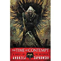 Deals on The Time of Contempt (The Witcher Book 2) Kindle Edition