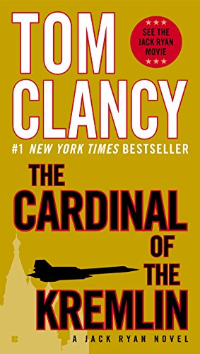 Cardinals Laser - The Cardinal of the Kremlin (A Jack Ryan Novel Book 3)