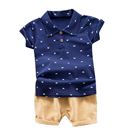 New Old Navy Boys Newborn to Toddler Short Sleeve Shirts