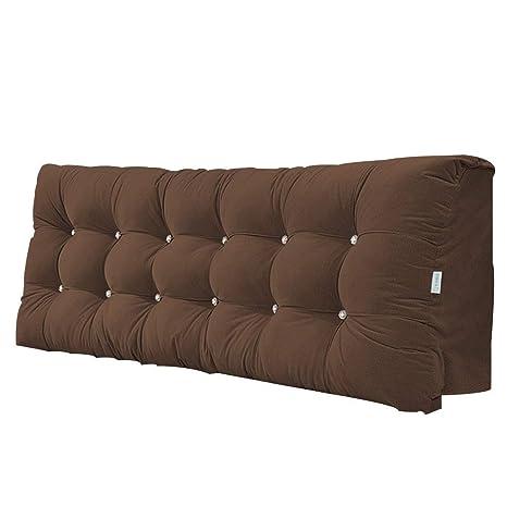 Amazon.com: WENZHE - Cojín tapizado para cabecero de cama ...