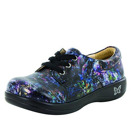 Alegria Womens Kimi Sneaker Vortex Size 35 EU (5-5.5 M US Women)
