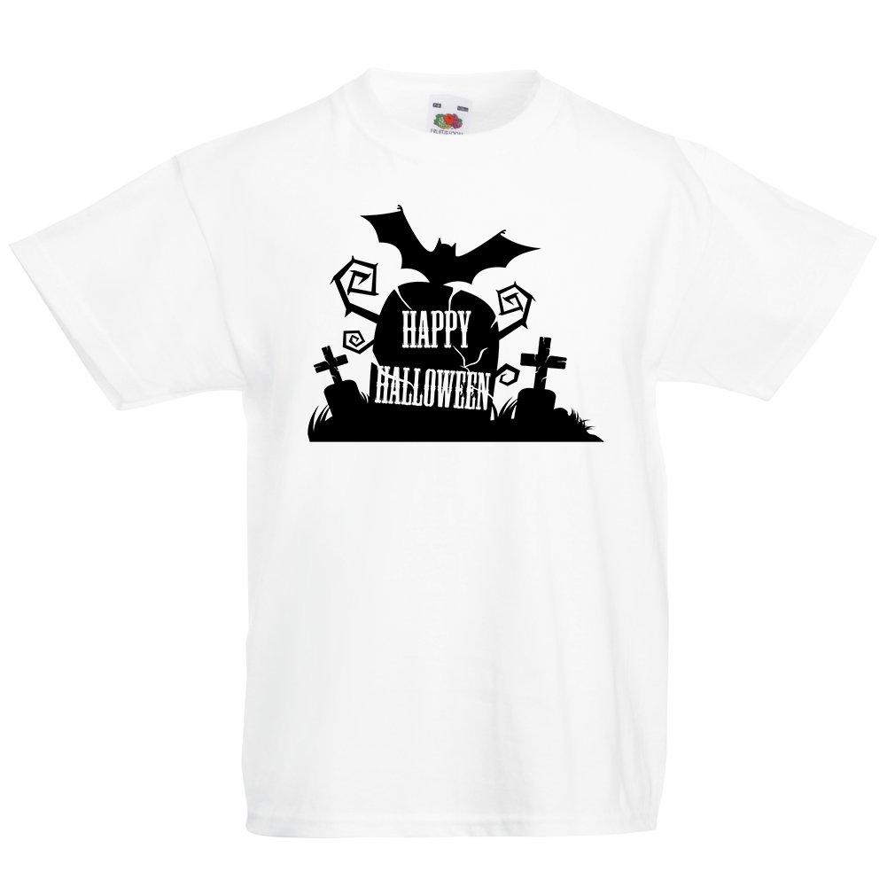 Amazon.com: lepni.me Kids T-Shirt Halloween Graveyard Outfits - Horror Design - All Saints Eve - All Hallows Evening: Clothing