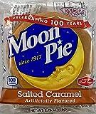 Moon Pie Salted Caramel Double Decker Marshmallow Sandwich, 2.75 Ounce -- 81 per case.