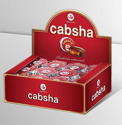 cabsha Bocaditos de chocolate semiamargo 480 grs. 48 ...