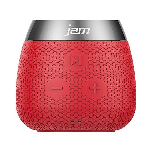 HMDX Jam Replay Bluetooth Wireless Speaker Red - HX-P250RD