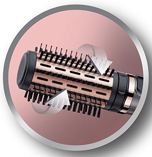 Remington AS8810 Keratin Protect - Moldeador de pelo giratorio (1000 W para un secado potente y un peinado más rápido): Amazon.es: Salud y cuidado personal