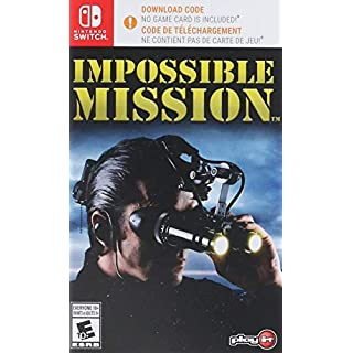 Impossible Mission - Nintendo Switch