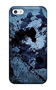 New Design Shatterproof WlVfzBU29320nJknP Case For Iphone 5/5s (painting Artistic)