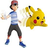 Pokémon Figuras Ash & Pikachu #3