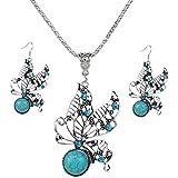 307# - 4 New Arrival Women Jewelry Pendant Choker Chunky Statement Chain Bib Necklace