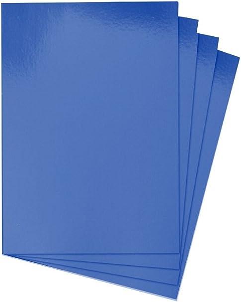 House of Card /& papier A3/240/g//m/² Foil Card/ lot de 30/feuilles /Argent