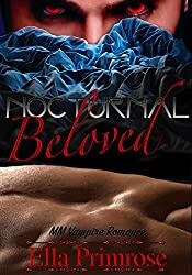 Nocturnal Beloved: MM Vampire Romance