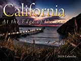 California at the Edge of the Sea 2019 Calendar