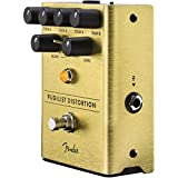 Fender Pugilist Distortion Guitar Pedal with Cables