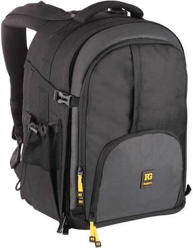 Ruggard Thunderhead 55 DSLR Laptop Backpack Black