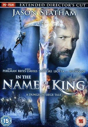 In The Name Of The King [DVD] [Reino Unido]: Amazon.es ...