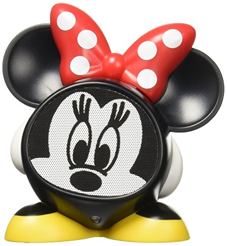 Disney Minnie Mouse Portable Bluetooth Speaker