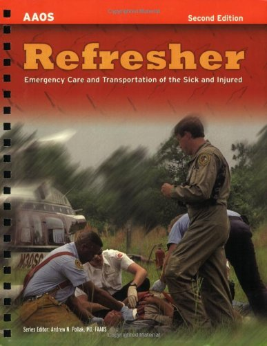 By Carol L. / Beck, Rhonda J. / Pollak, Andrew N. Gup Refresher: Emergency Care And Transportation of the Sick And Injured [Paperback] pdf epub