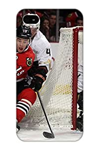 Cfkvkm-1470-thugd Venuslove Chicago Blackhawks Nhl Hockey 46 Feeling Iphone 4/4s On Your Style Birthday Gift Cover Case
