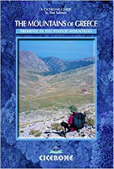 Book The Mountains of Greece: Trekking in the Pindhos Mountains: The Pindos Mountains (Cicerone Mountain Walking) by Tim Salmon (27-Jun-2006)