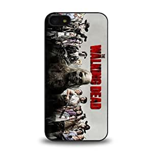 iPhone ipod touch4 case protective skin cover with hot TV The Walking Dead cool poster design #8