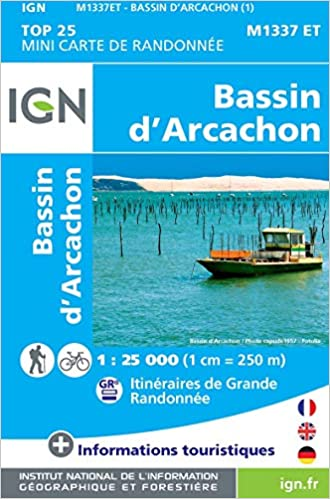 Bassin D Arcachon Mini Institut Geographique National