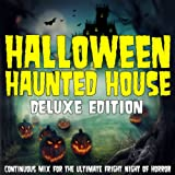 Halloween Haunted House (Continuous Mixed Terror Version) Album Cover
