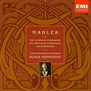 Gustav Mahler, The Complete Symphonies / LPO, Tennstedt