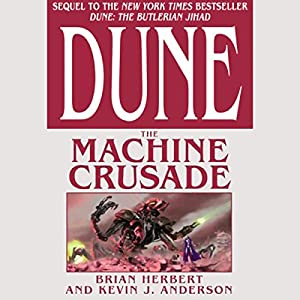 Dune: The Machine Crusade Hörbuch