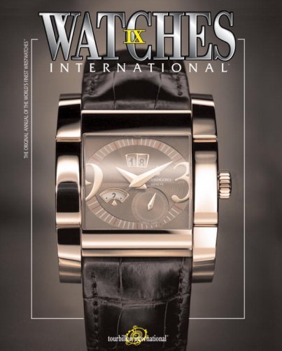 Download Watches International: Volume IX pdf epub