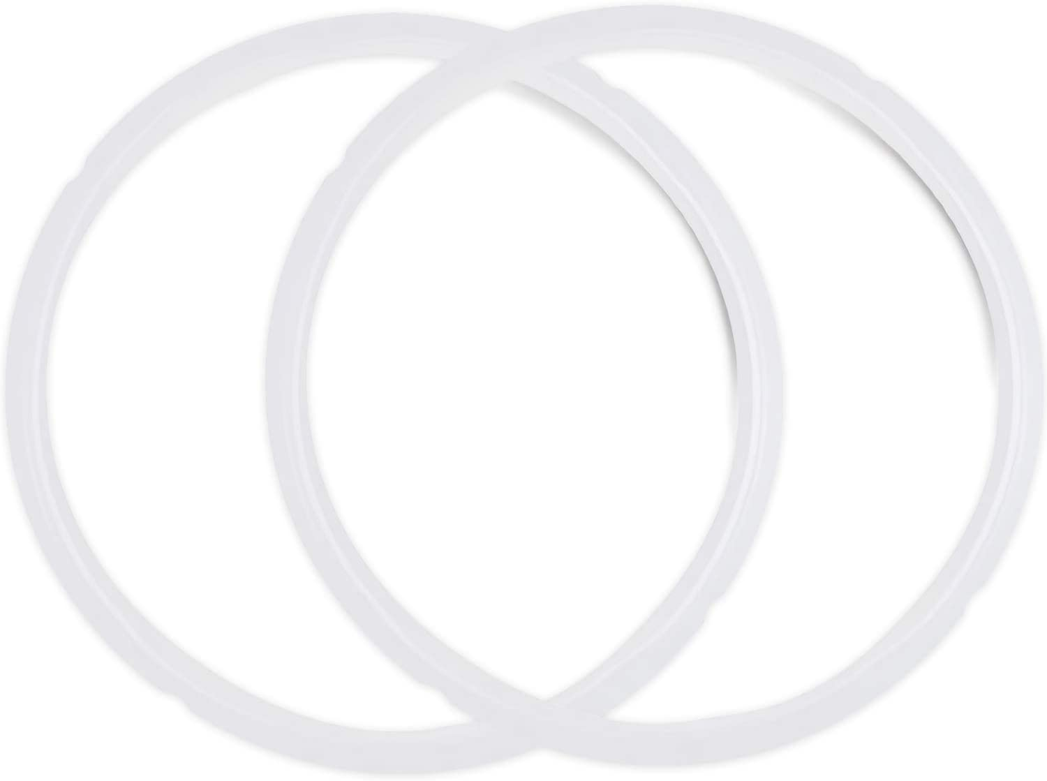 HT-direct Replacement Sealing Rings for 4quarter and 5quarter Pressuret Cooker Sealing Rings 2 Sets
