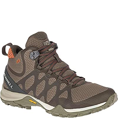 Merrell Women's Siren 3 Mid Waterproof Hiking Shoe