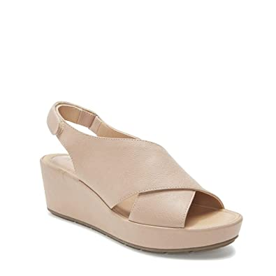 10976bc0cd Amazon.com | Me Too Women's Arena Nude Goat Spore 10 M US M | Platforms &  Wedges