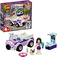 LEGO Friends 4+ Emma's Mobile Vet Clinic 41360 Building Kit (50 Pieces)