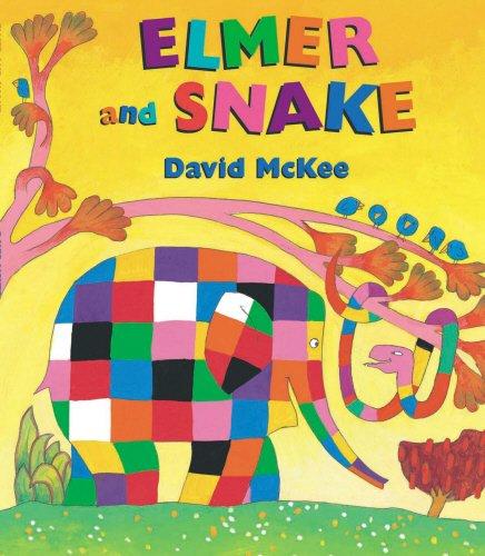 Download Elmer and Snake pdf