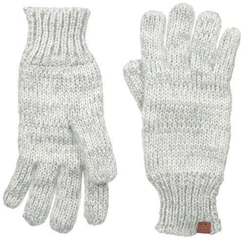 Bickley&Mitchell Women's Mixed Knit Gloves with Fleece Lining