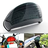 Super Bright 120 Motorcycle Parts LED Waterproof Integrated Taillight Tail Light Rear Running Turn Signal Blinker Fit For 2000 2001 2002 2003 2004 2005 Kawasaki ZX-12R JDM Style