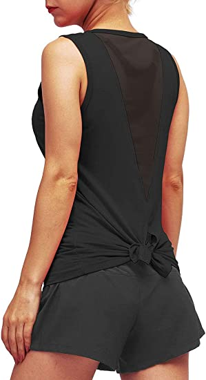 Transformation Get Rippt Activewear Dri Fit TANK TOP Black MEDIUM Contact for Available Sizes Wearable Art Fitness Health
