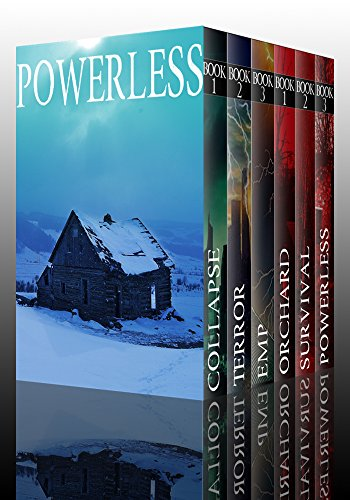 Powerless Boxset: EMP Survival in a Powerless World by [Hunt, James]