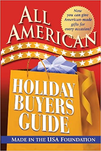 Book All American Holiday Gift Guide