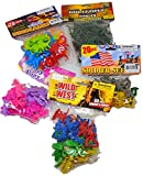 This Toys for Boys is a Cool Combo Collection of 6 Individual Packs of Action Figures Great for Stocking Stuffers or Party Favors for Kids