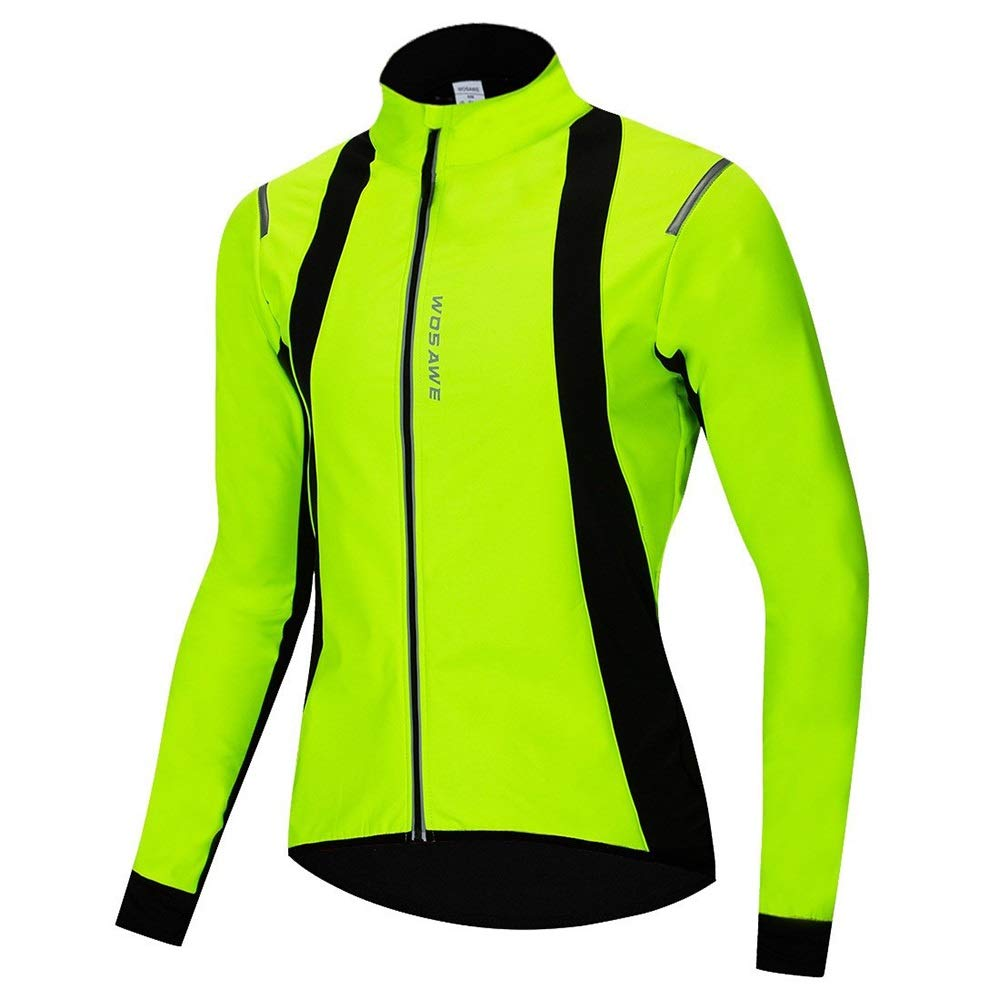 Mountainbike-Reitanzug Winddichtes Fleece Warme Langarmjacke Fahrrad-Reitanzug Fahrradtrikot Fahrrad Trikot LPLHJD